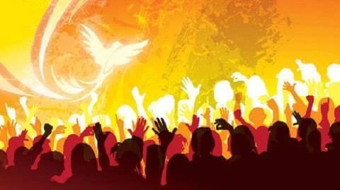 Krst Duchom Svätym