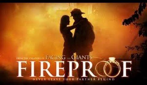 Kresťanské filmy- FIRE proof