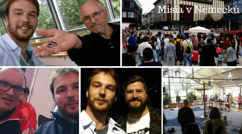 Misia v Nemecku : Má kresťanstvo v Európe nádej proti Islamu?