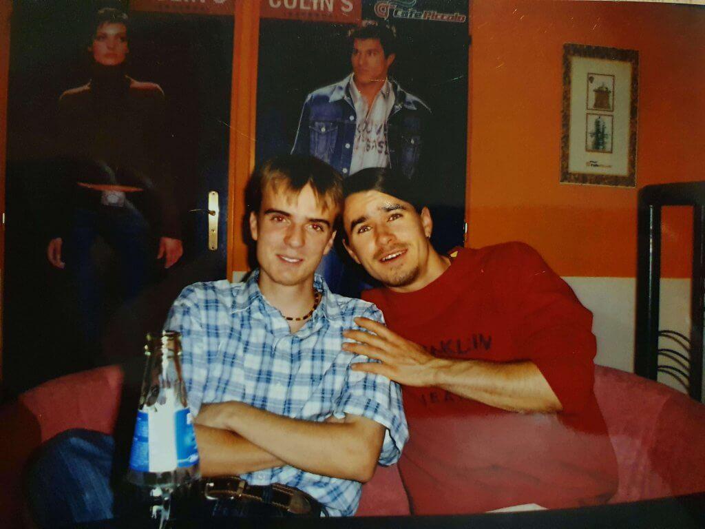návrat zo Spainu a brat Milan, ktorý mi kázal (a občas aj strácal nádej :) )